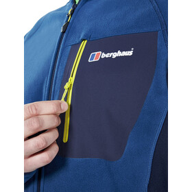Berghaus Ben Oss Windbreaker Jacket Men darkblue/darkblue